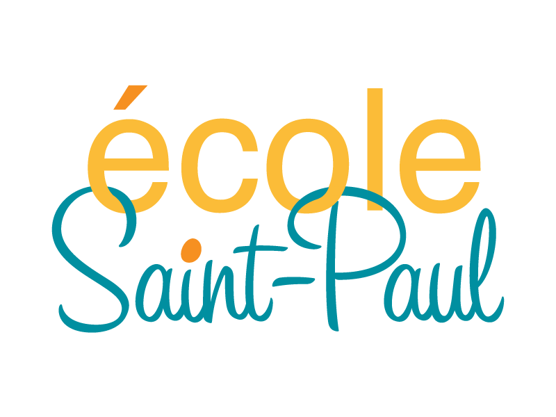 Logo Ecole Saint-Paul, réalisé par WHEE! Agence de communication digitale à Paris